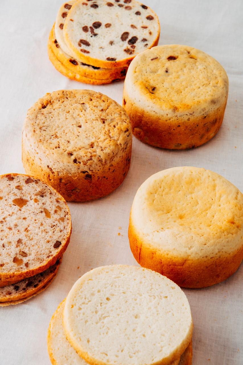 大塚式ライスブレッドグルテンフリー「はじめの一歩」 グルテンフリー米粉パンをご家庭で簡単に作れるようになります!