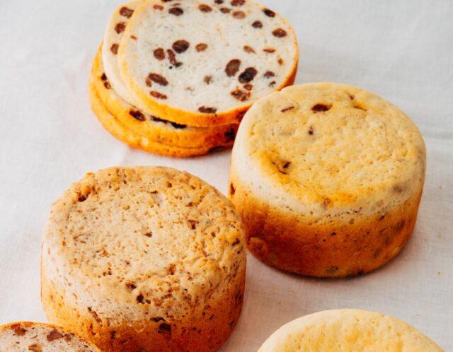 夏休み応援!お家時間で作る米粉パン!
